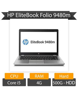 لپ تاپ استوک HP EliteBook Folio 9480m - i5